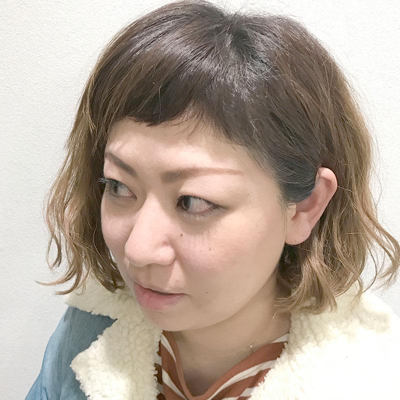 戸塚の美容院ITAL マニキュアリスト/スタイリスト 小山厚子