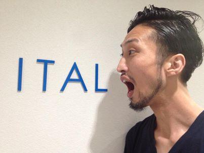 戸塚の美容院ITAL オーナースタイリスト  菅野義光