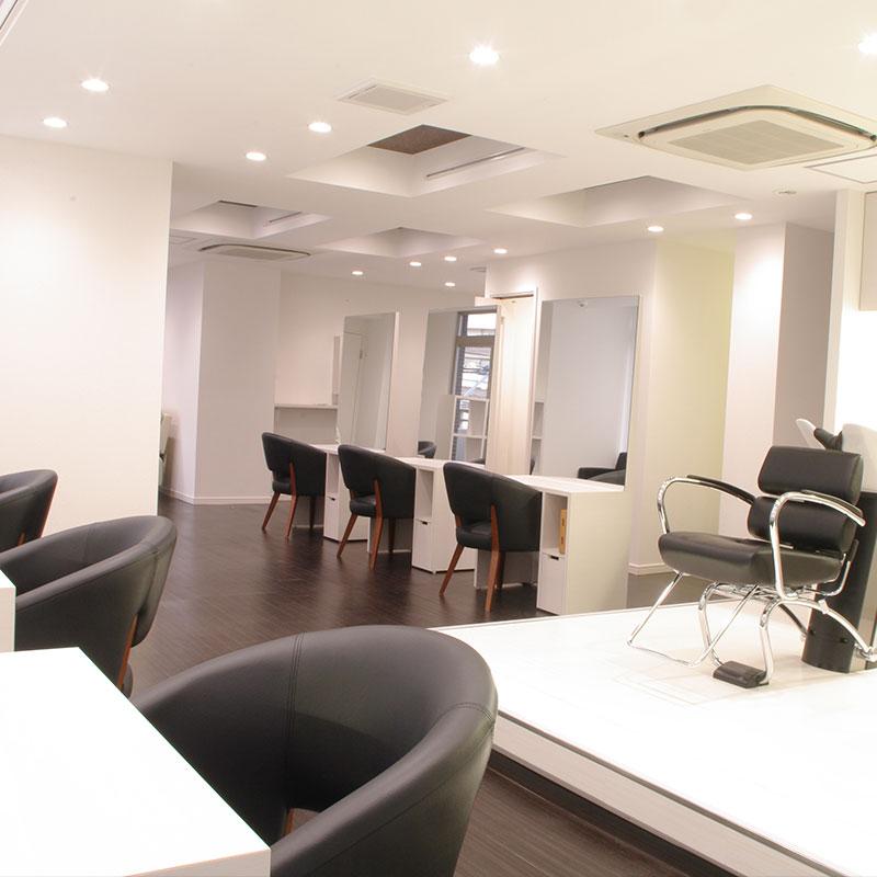 戸塚の美容院ITAL 店舗イメージその1 店舗内観