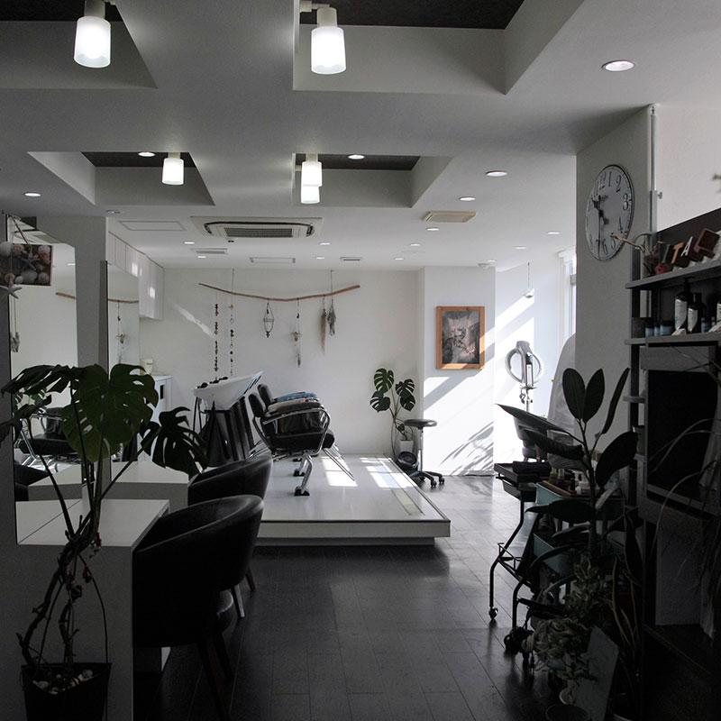 戸塚の美容院ITAL  店舗イメージその4 店舗内観その2