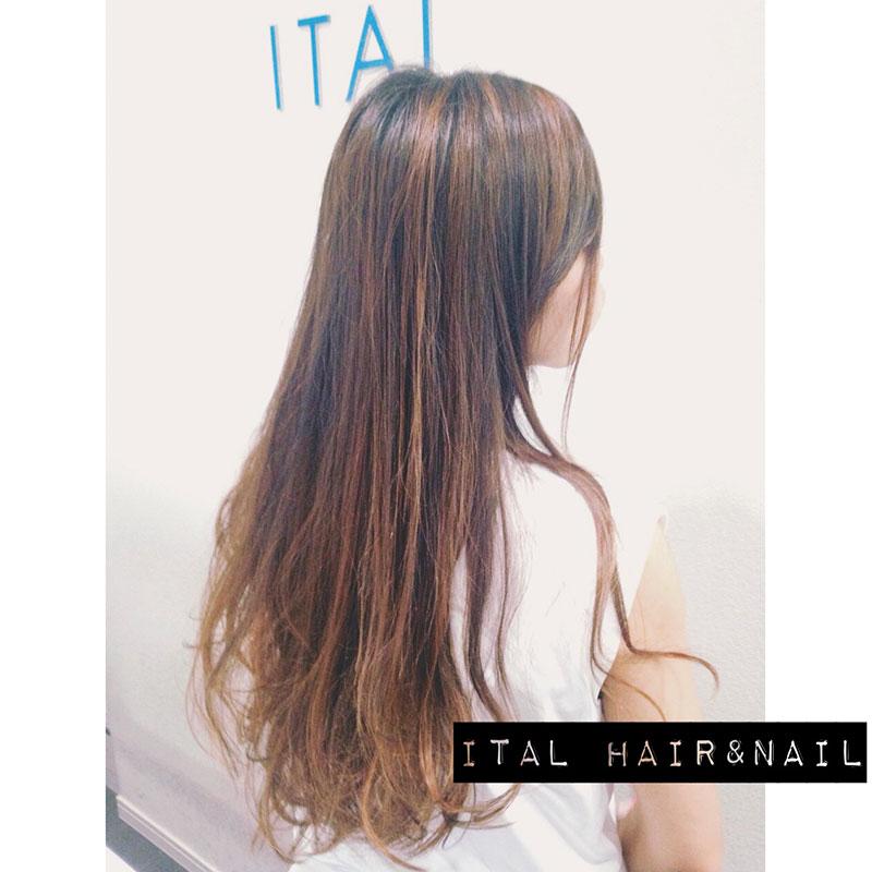戸塚の美容院ITAL サーフスタイル