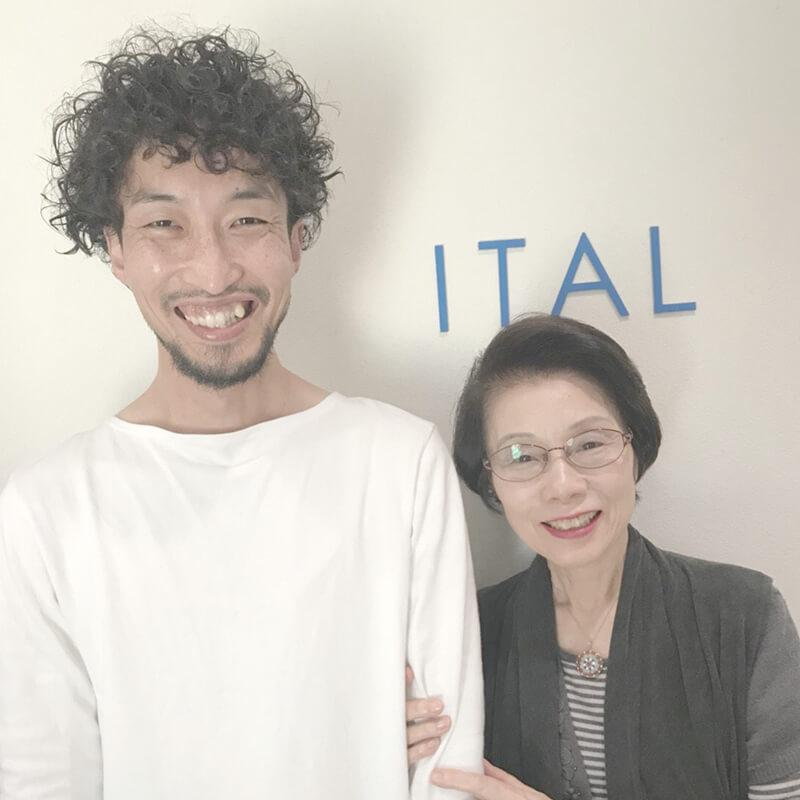 戸塚の美容院ITAL お客様の声 K様